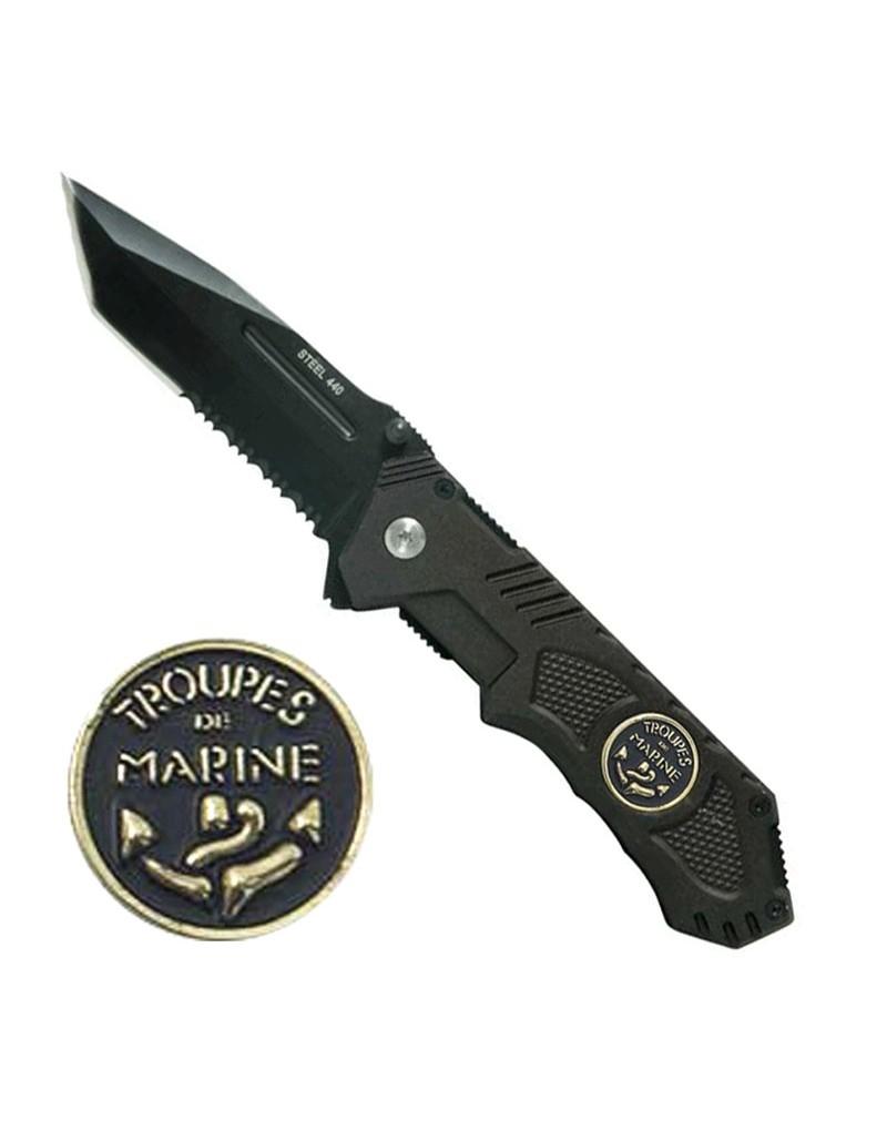 couteau de survie commando