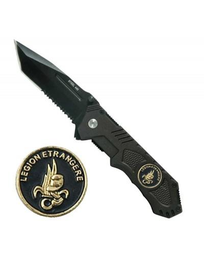 Couteau survival LEGION