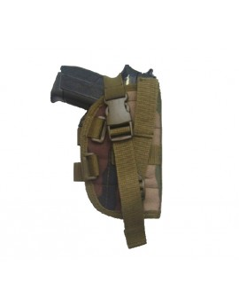 Holster système molle droitier