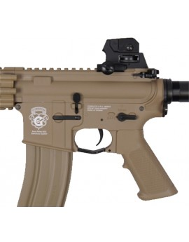 Fusil airsoft M4 rush G&G blow-back