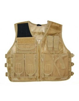 Gilet intervention + holster STRIKE SYSTEMS