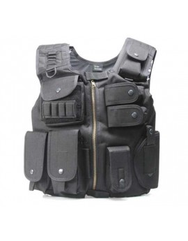 Gilet SWAT + holster STRIKE SYSTEMS