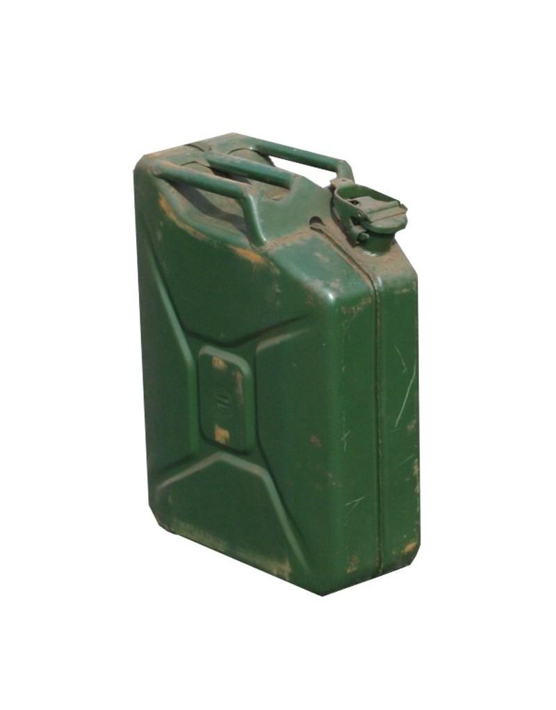 jerrican essence 20 litres mat riel militaire occasion jerrican militaire tam surplus. Black Bedroom Furniture Sets. Home Design Ideas
