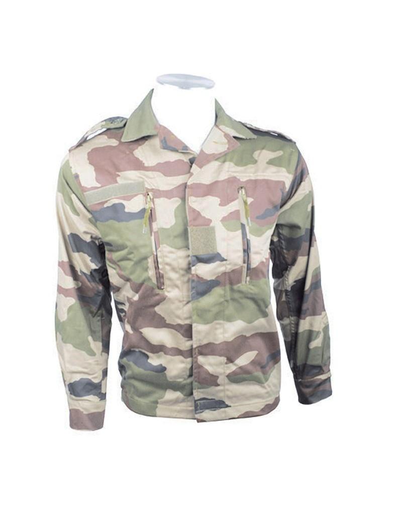 veste treillis veste camouflage veste militaire. Black Bedroom Furniture Sets. Home Design Ideas