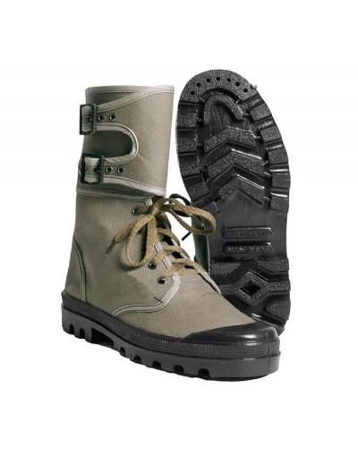 De Pataugas Militaire Tam En Toile Surplus Marche Toile Chaussures Rangers tAxRw