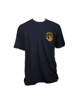 T-shirt TDM BLEU