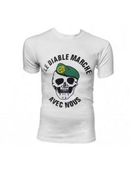 T-shirt diable marche Légion