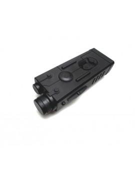Porte batterie Ni-MH et Li-Po AN/PEQ-5 noir