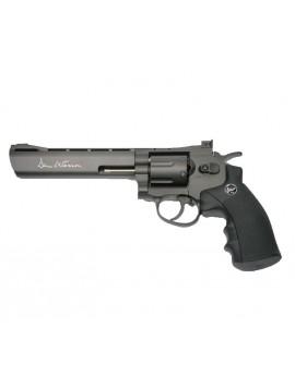 Revolver airsoft DAN WESSON 6 pouces noir CO2