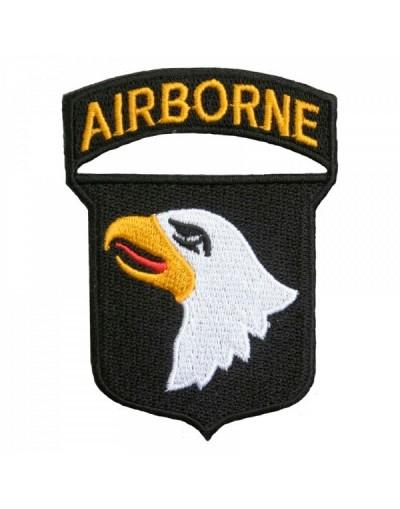 Ecusson 101e Airborne