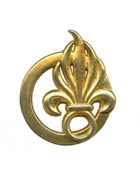 Insigne de béret LEGION or
