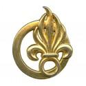 Insigne de béret LEGION or