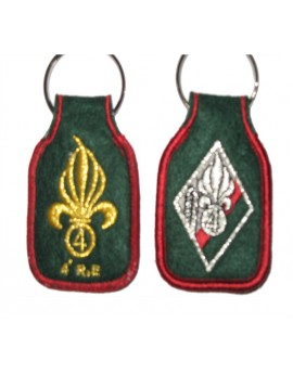 Porte clefs LEGION 4E RE écusson