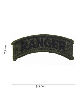 "Patch "" ranger """