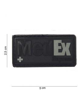 "Patch 3D PVC "" MedEx Express """