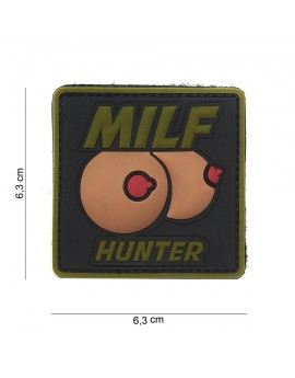 Ecusson MILF HUNTER