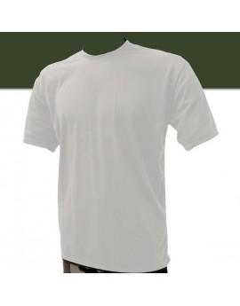 T-shirt manche courte uni
