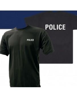 T-shirt POLICE