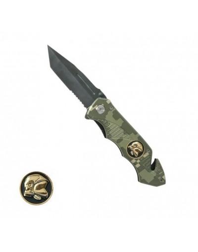 Couteau Survival POMPIERS