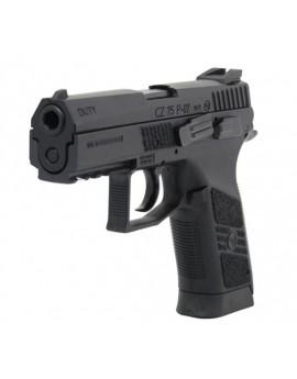 Pistolet billes acier 4.5mm CZ75 P-07 DUTY CO²