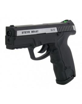 Pistolet billes acier 4.5mm M9-A1 STEYR CO² dual tone