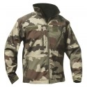 BLOUSON CAMO CE SOFTSHELL 3 COUCHES DINTEX