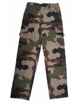 Pantalon enfant camouflage