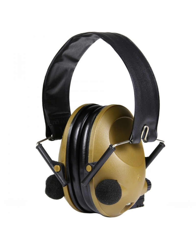casque anti bruit lectronique tam surplus militaire. Black Bedroom Furniture Sets. Home Design Ideas