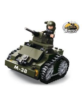 Sluban véhicule armé M38-B0587C