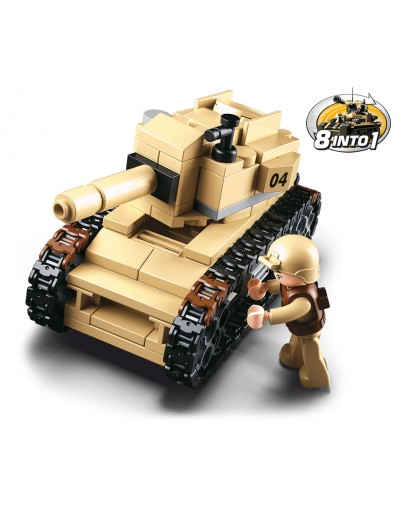 Sluban Tank M38-B0587B