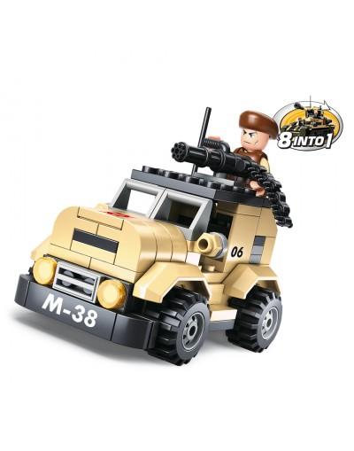 Sluban véhicule de patrouille M38-B0587A