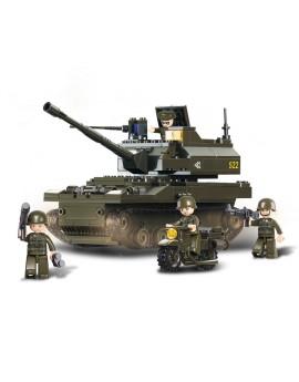 Sluban : Tank + soldats . M38-B9800