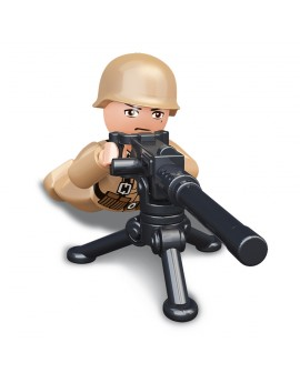 Sluban WWII Minifigurines 12 pcs M38-B0581