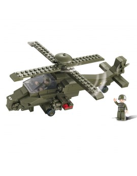 Sluban : Hélicopter Tigre . M38-B0298