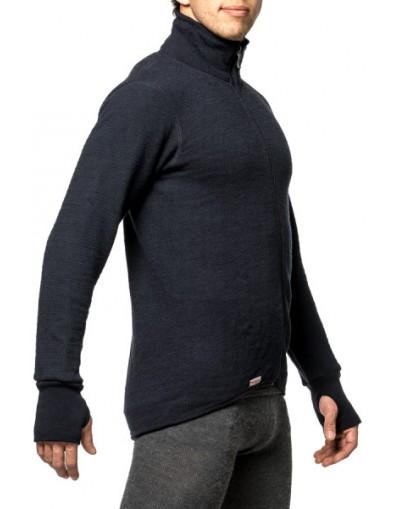 Veste zip Woolpower (ullfrotte) 600