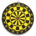 """Cible ALBAINOX """"TRADITION"""" Diamètre 20 cm"""