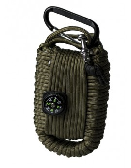 PARACORD SURVIVAL KIT GRAND