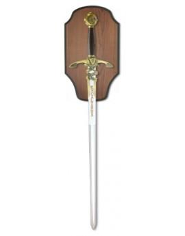 Épée TOLE10 EXCALIBUR Panoplie 115.5 cm