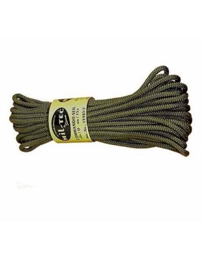 Corde PARA vert armée 5mm (220KG)