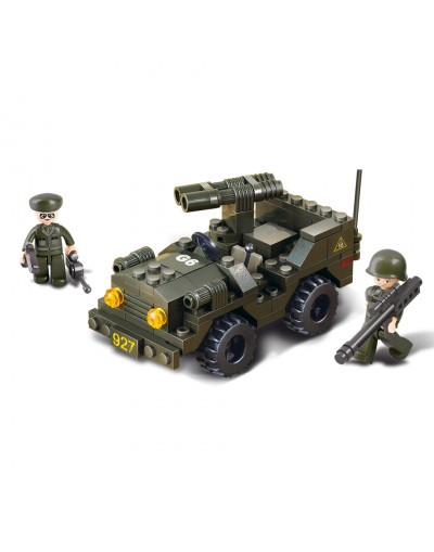 Sluban : Jeep . M38-B5800