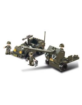 Sluban : Flack anti -aerienne . M38-B5900