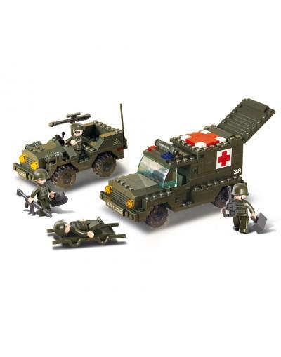 Sluban : Ambulance militaire . M38-B6000