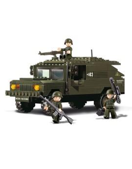 Sluban : SUV ARMÉ M38-B9900