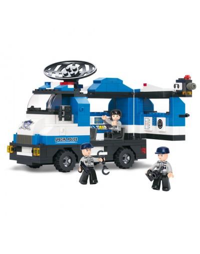 Sluban : UNITÉ MOBILE DE POLICE M38-B0187