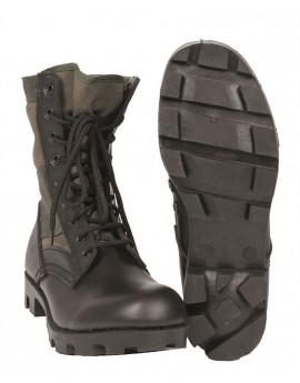 Jungle boot US cordura