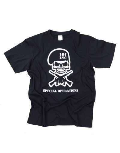 T-SHIRT 101INC SPECIAL OPERATIONS