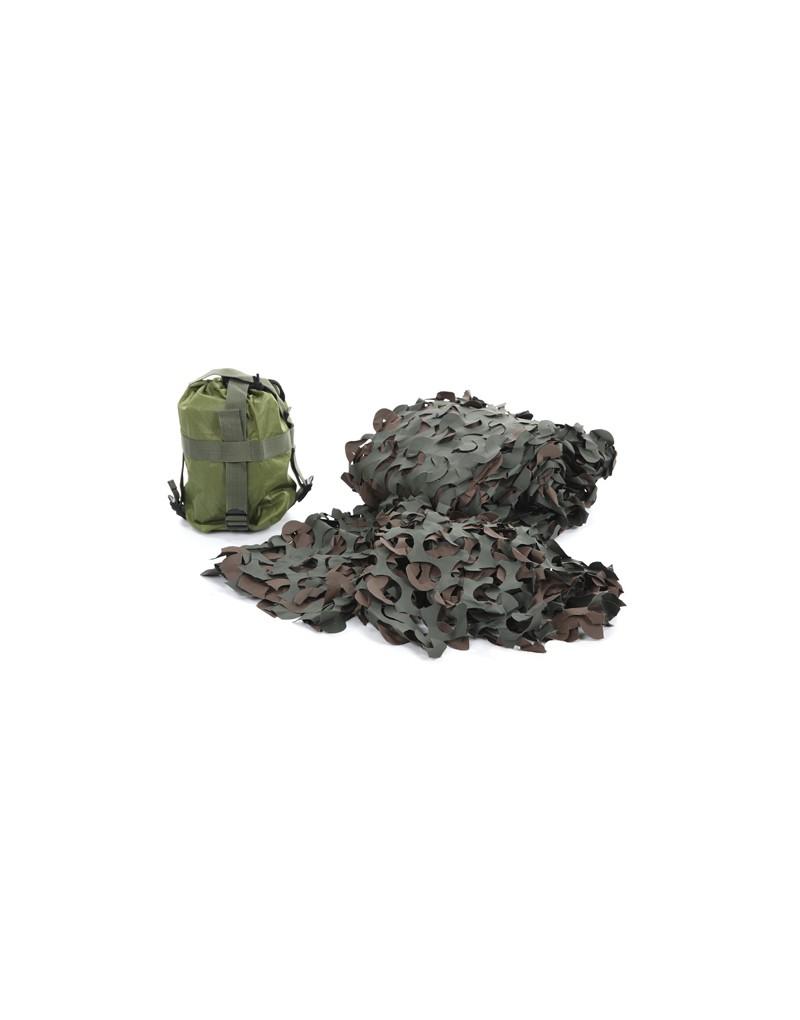 filet camouflage woodland housse transport foret airsoft. Black Bedroom Furniture Sets. Home Design Ideas
