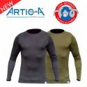 T-shirt manches longues en laine Mérinos 160 g Artica Trek