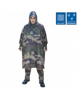 PONCHO US POLYESTER RIPSTOP