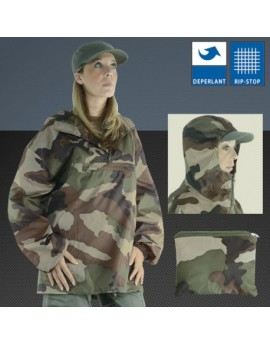 COUPE VENT MILITAIRE RIPSTOP